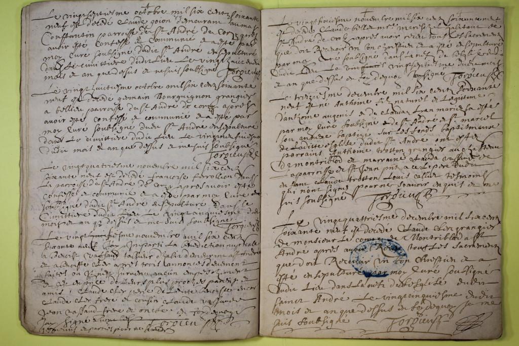 St André de Corcy AD BMS 1669-1730 vue 008