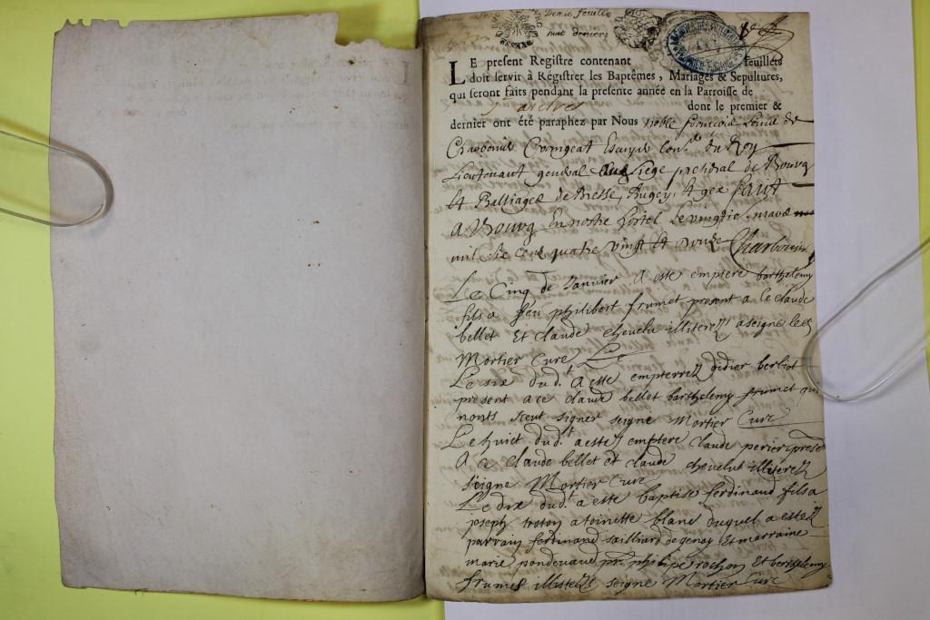 St André de Corcy AD BMS 1669-1730 vue 066