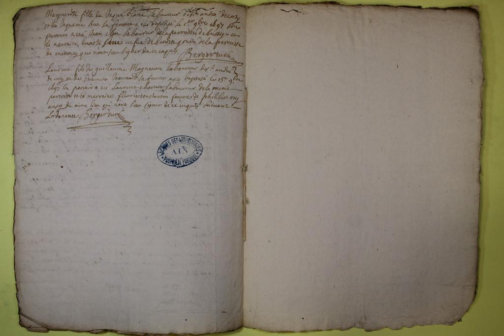St André de Corcy AD BMS 1669-1730 vue 085