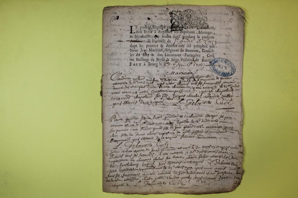 St André de Corcy AD BMS 1669-1730 vue 094