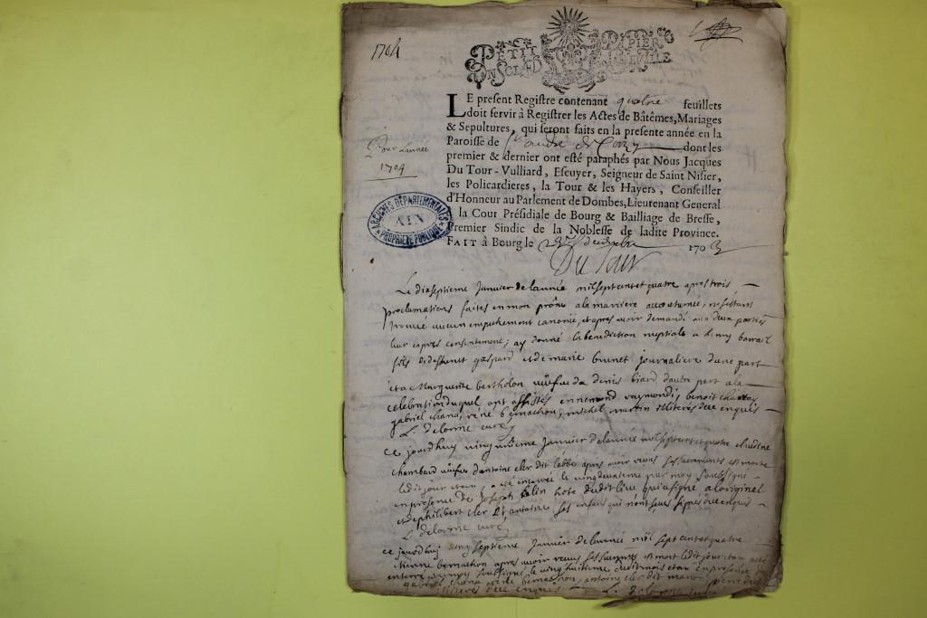 St André de Corcy AD BMS 1669-1730 vue 112