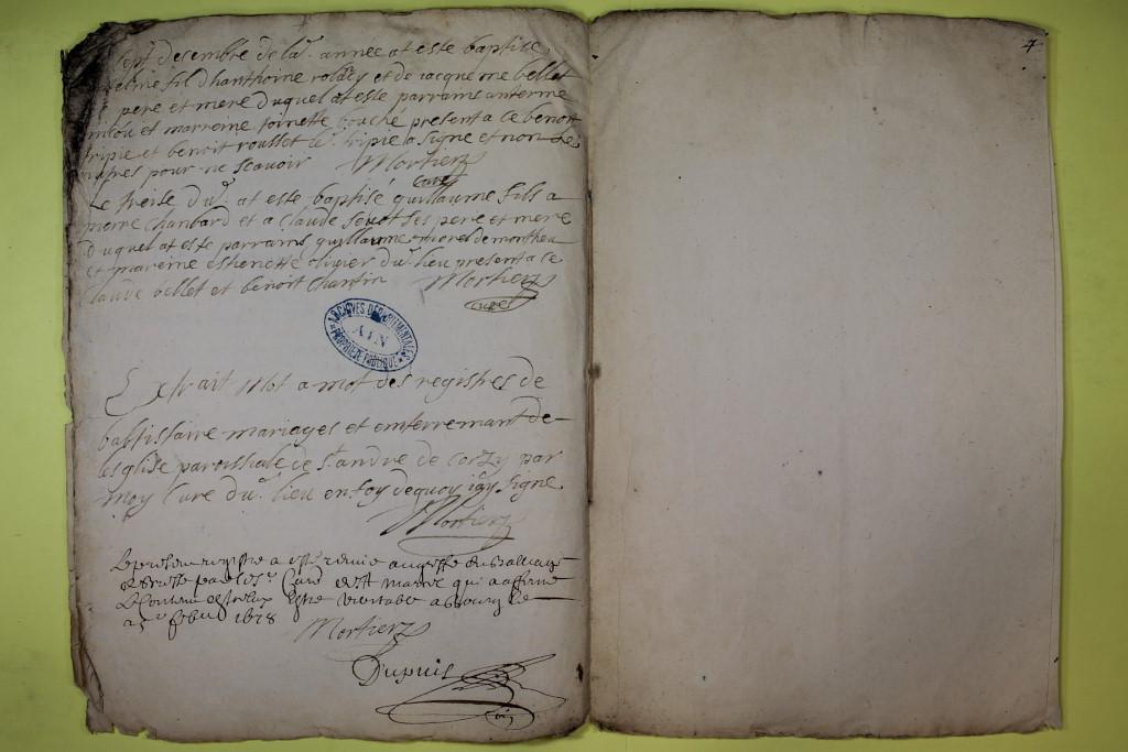 St André de Corcy AD BMS 1669-1730 vue 024
