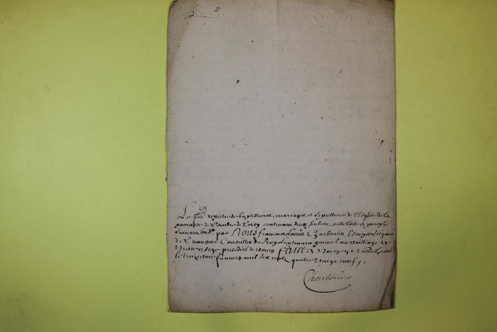 St André de Corcy AD BMS 1669-1730 vue 057