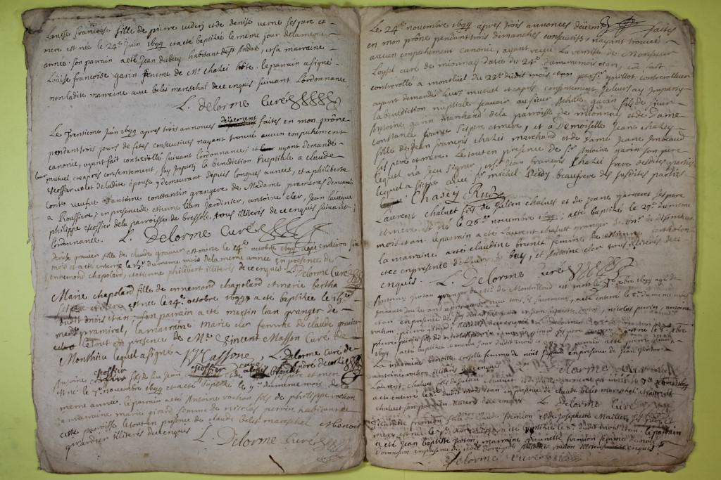 St André de Corcy AD BMS 1669-1730 vue 092