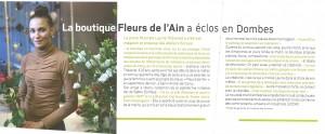 Fleurs de l'Ain