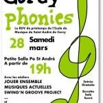 Corcy phonies